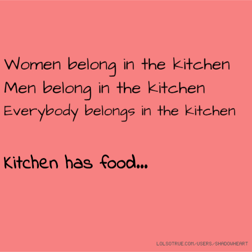 Women Quotes In The Kitchen