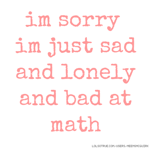 Im Sorry Sad Quotes: Great ideas about i m sorry quotes on im ...