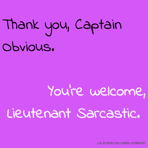 794 Sarcastic One Liners - The funniest sarcastic jokes ...