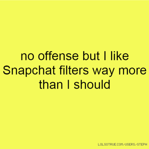 how to get more filters on snapchat