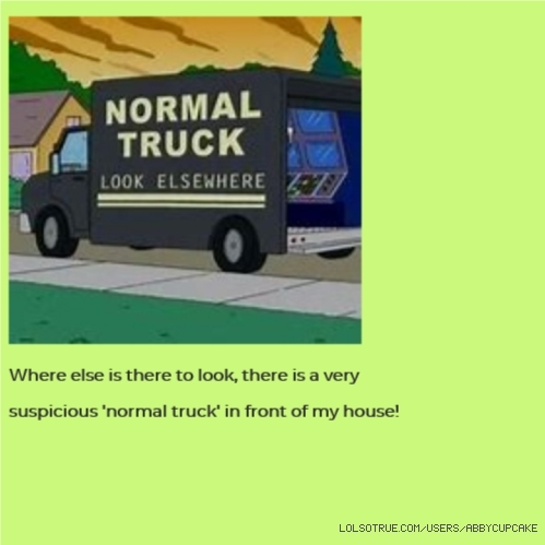 Where else is there to look, there is a very 