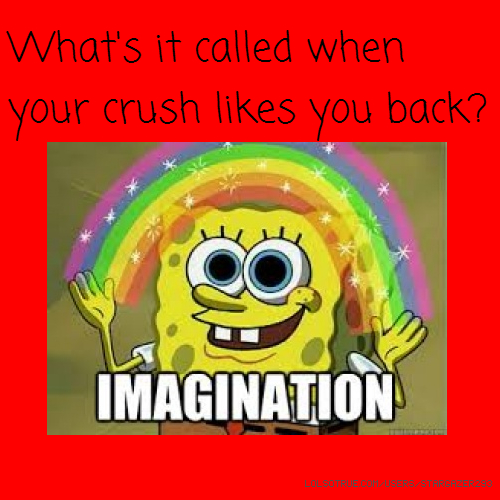 What's it called when your crush likes you back?
