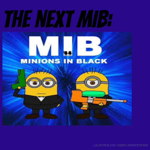 The next MIB: