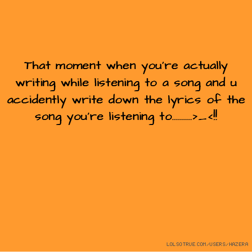 good songs to listen to while writing an essay Persuasive essay distracting music listen to music while doing activities the lyrics in the songs will confuse the students while they're reading or writing.