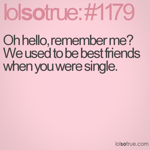 Oh hello, remember me? 