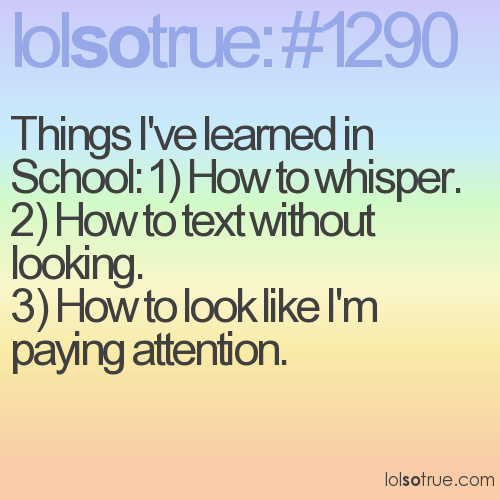 Funny Quotes About School: School Appropriate Funny Quotes. QuotesGram