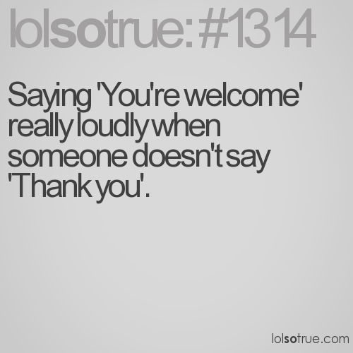 how to say youre welcome in sutch